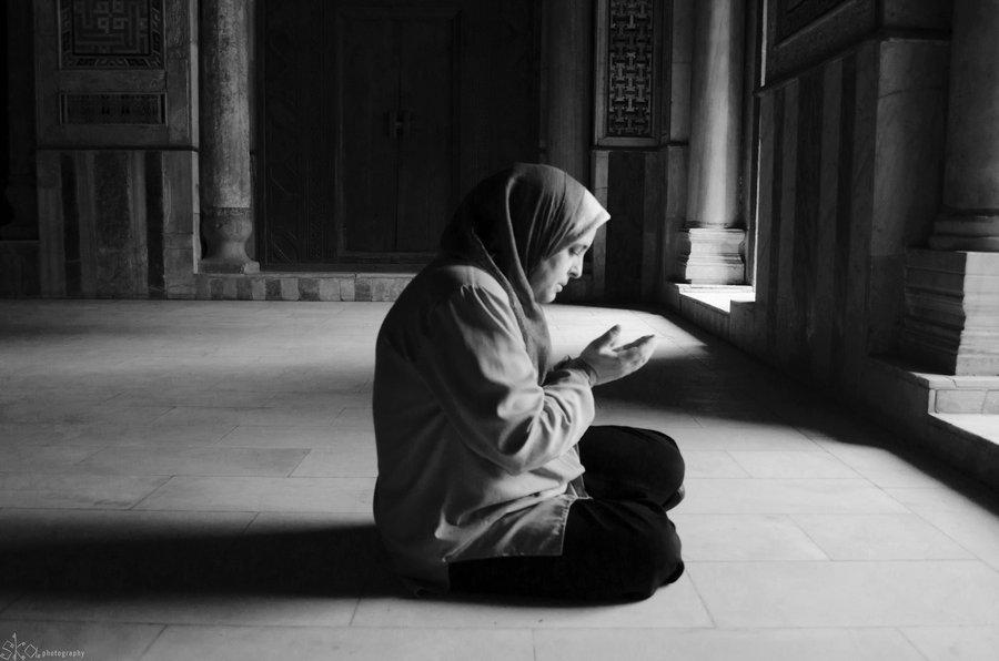 Muslimah Beriktikaf