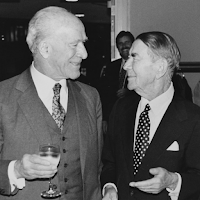 Robert Mondavi and André Tchelistcheff