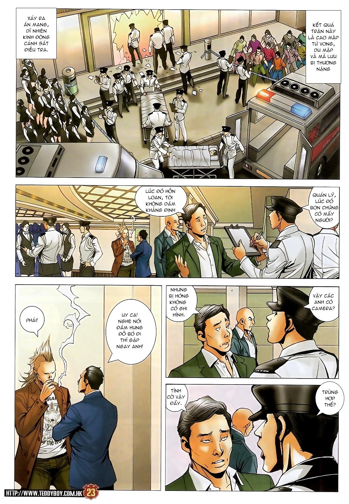 Người Trong Giang Hồ - Chapter 1571: Sơ hội Quá Giang Hổ - Pic 20