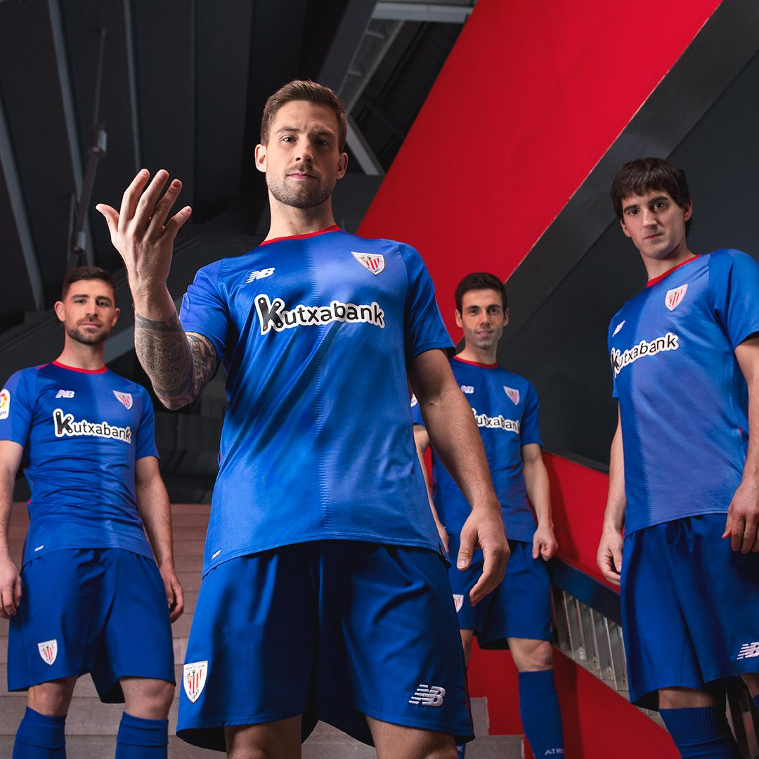 Athletic Bilbao 18 19 Away Kit Released Footy Headlines