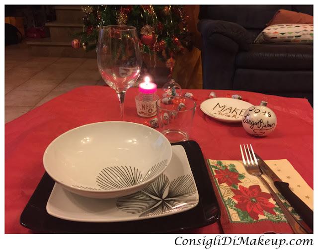 Idee per la tavola del Natale