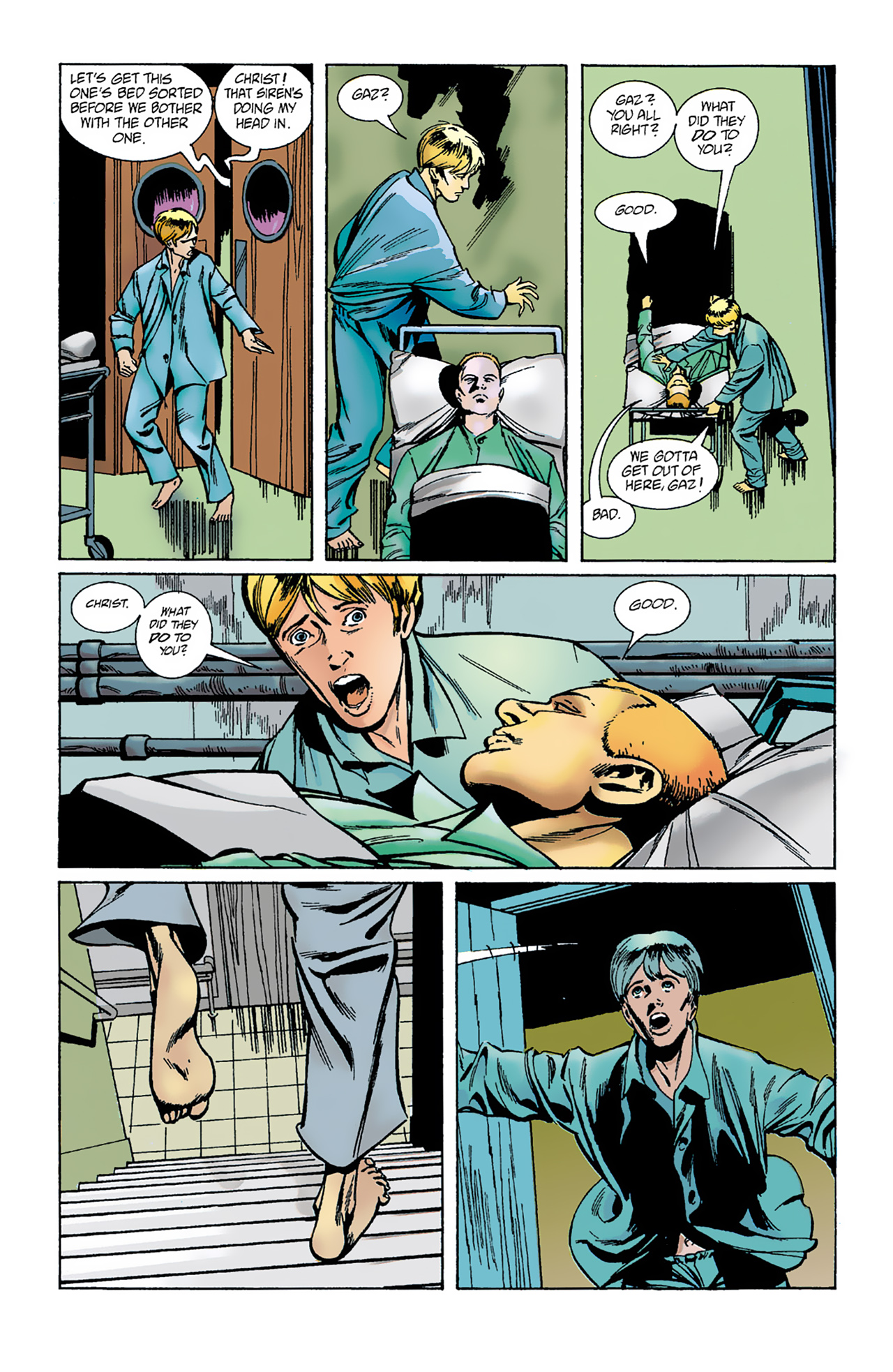 The Invisibles (1994) 1 Page 31