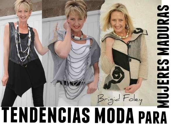 Moda e Inspiracion para mujeres maduras