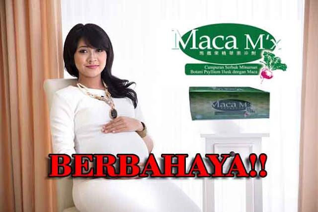 Maca mx dilarang berbahaya untuk ibu hamil