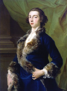 ortrait of Joseph Leeson, later 2nd Earl of Milltown (1730-1801), 1751,Pompeo Batoni,