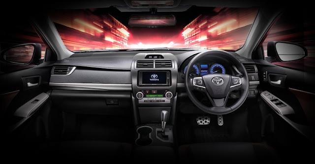 Toyota Camry 2019 có thể phân phối vào cuối năm nay anh 5