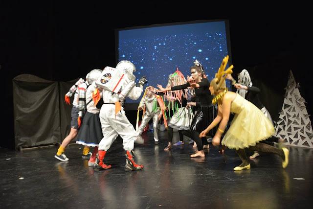 teatr dla dzieci fio lokalna inicjatywa