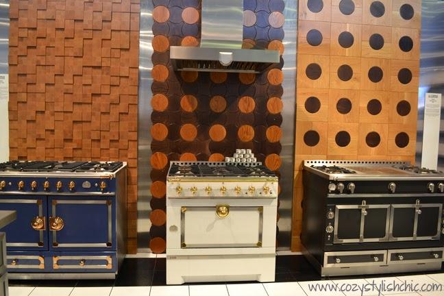 La Cornue kitchen ranges