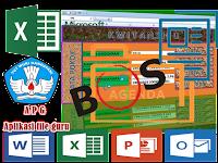 Aplikasi Untuk Mencetak Cetak Kwitansi BOS Format Excel