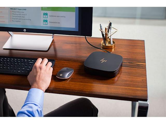 HP Elite Slice Komputer Mungil Berkonsep Modular