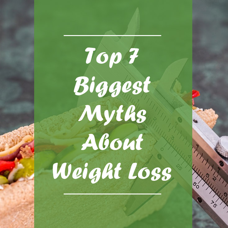 Myths, Weight Loss, Guest Post, Biggest Myths