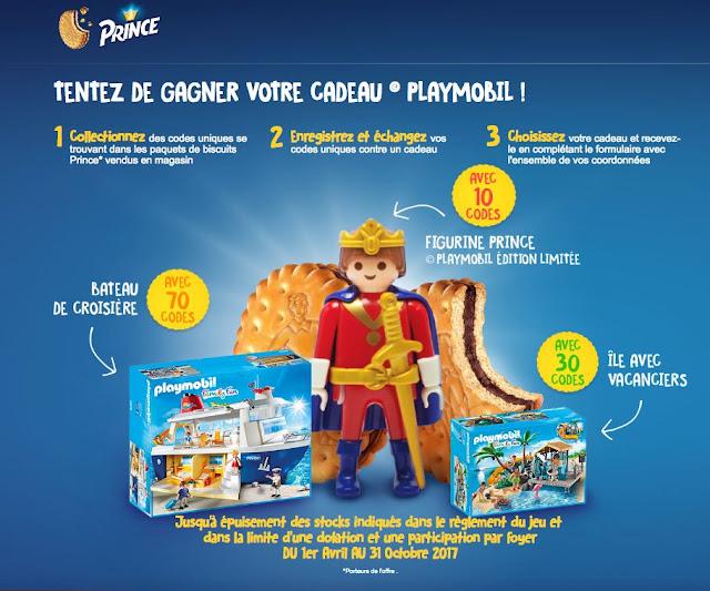 Playmobil Príncipe de Beukelaer Prince biscuits ©LU Mendelez