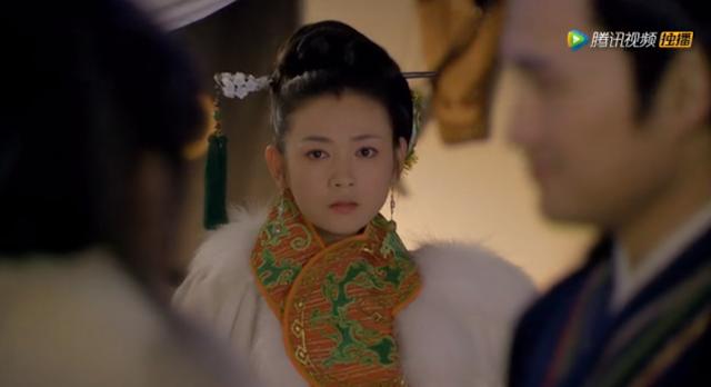 Jiang Xin and Yan Hong 2015 best wuxia, Legend of the Hua Xu Yin, tragic romance drama