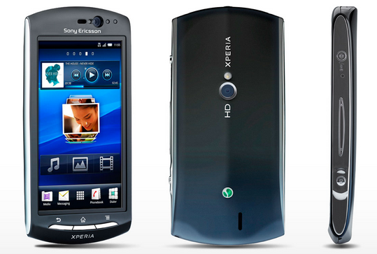 Spesifikasi Sony Xperia Neo Terbaru