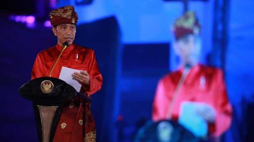 "Terkait Ucapan ""Al Fatekah"" Jokowi, Djoko Edhi: Malu-maluin"