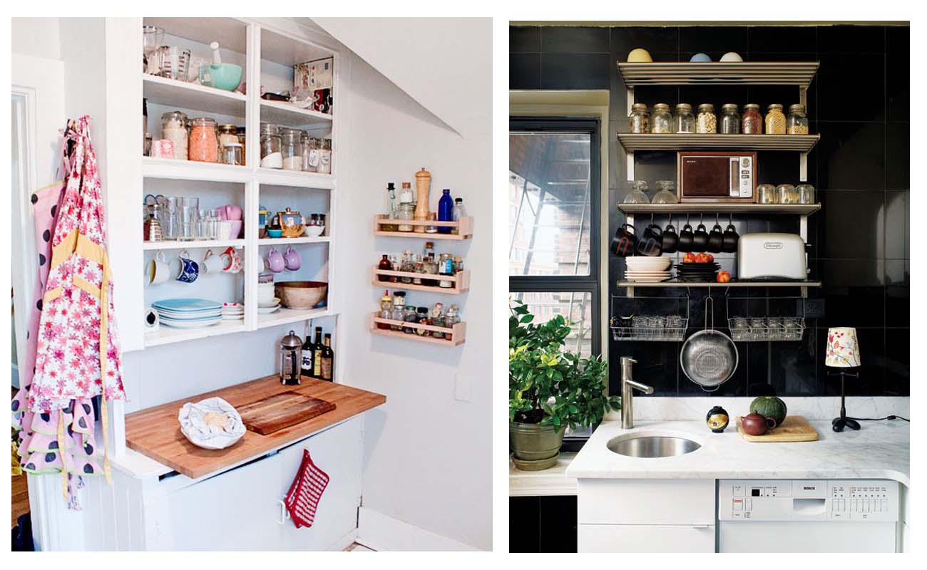 Idee per la tua cucina arredamento facile for Ideas para decorar la casa pequena