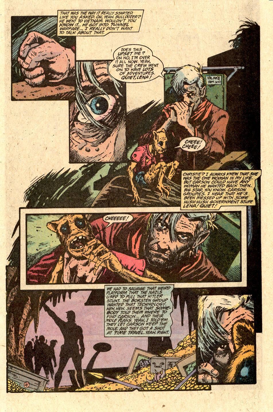 Read online Secret Origins (1986) comic -  Issue #43 - 28