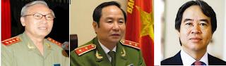 Bao giờ đến lượt Phạm Quý Ngọ, Nguyễn Văn Hưởng và Nguyễn Văn Bình?