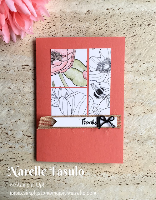Inside the Lines Designer Series Paper - Sale-A-Bration - Simply Stamping with Narelle - available here - https://www3.stampinup.com/ecweb/default.aspx?dbwsdemoid=4008228