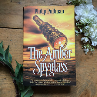 The Amber Spyglass by Philip Pullman - Reading, Writing, Booking