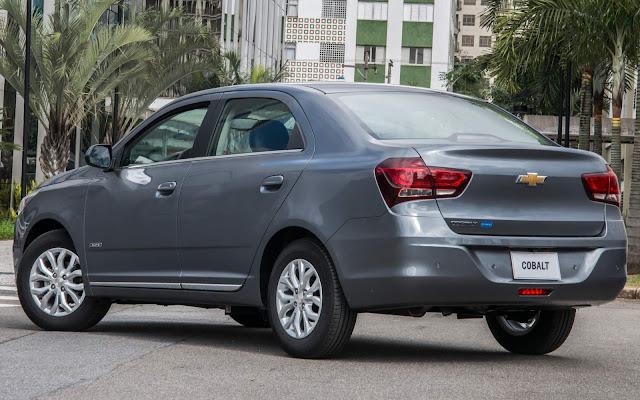 Chevrolet Cobalt x Volkswagen Virtus - comparativo