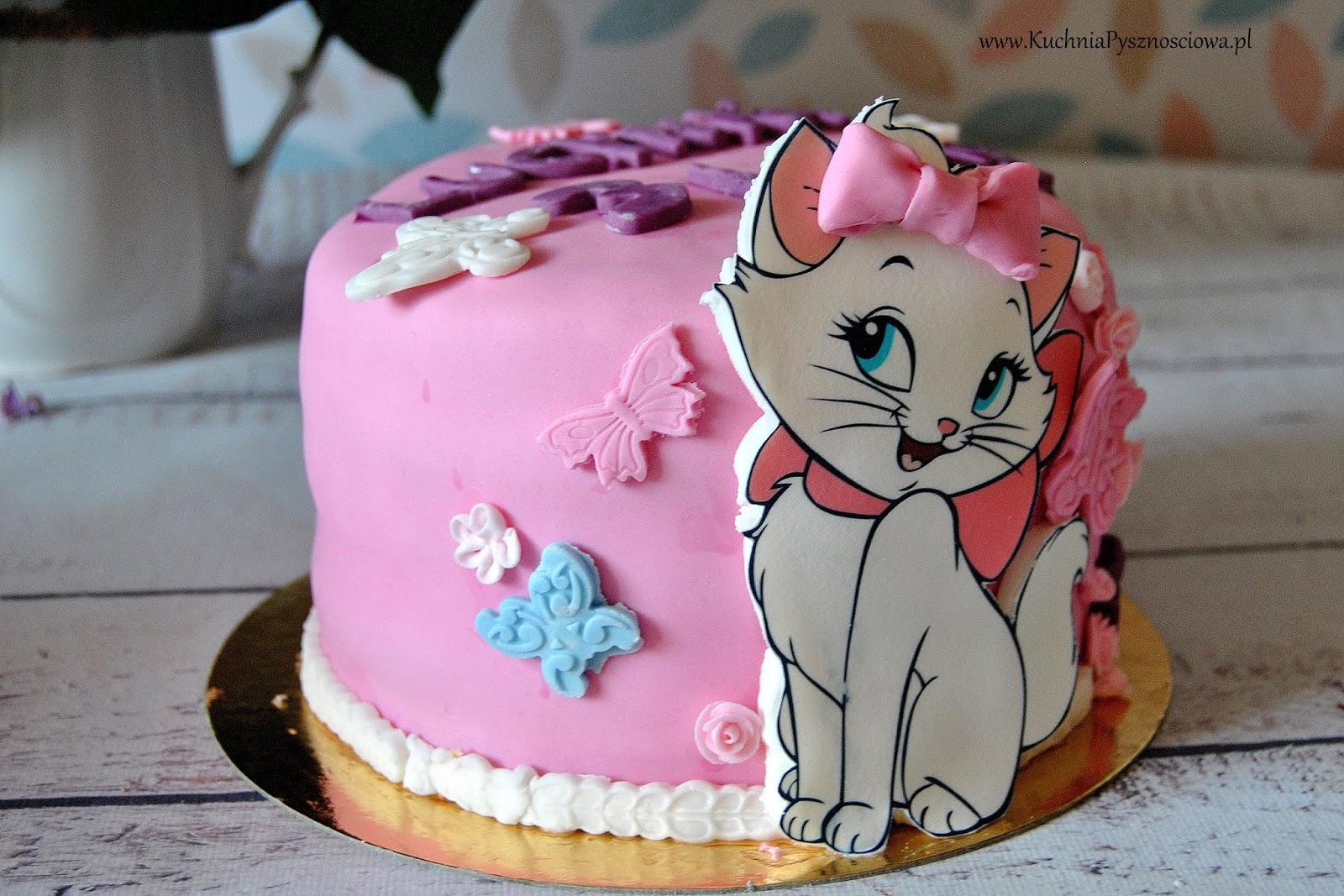 Torty urodzinowe z dziecięcymi ulubieńcami
