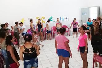 ONG Ceacri realiza encontro sobre apadrinhamento na localidade de Candeia Boa Vista, em Baturité