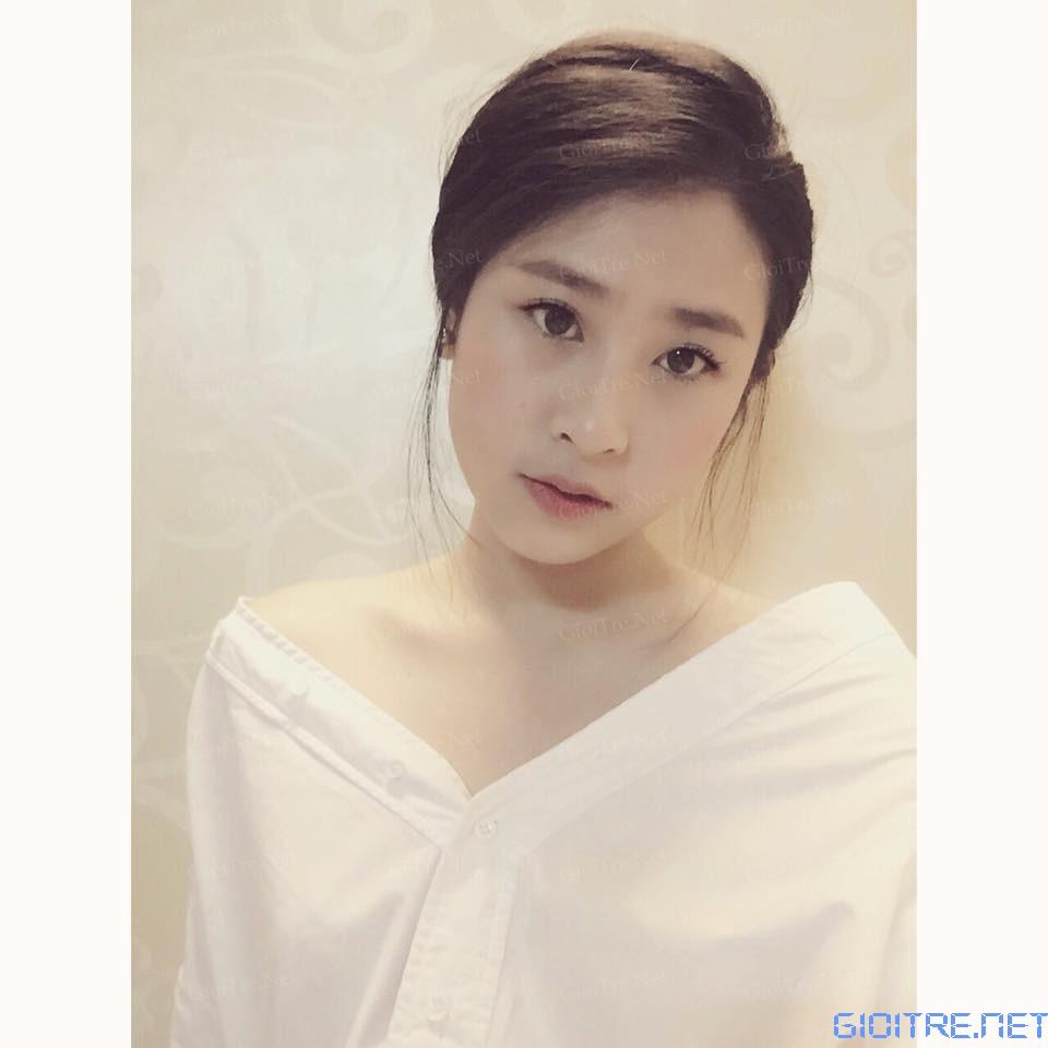 Diệu Trinh: Xinh như gái Hàn!!!