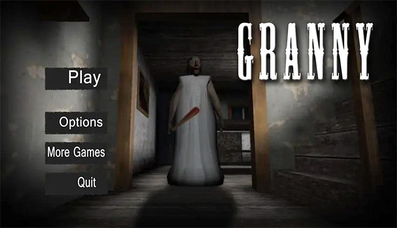 تحميل لعبة granny المرعبة للاندرويد
