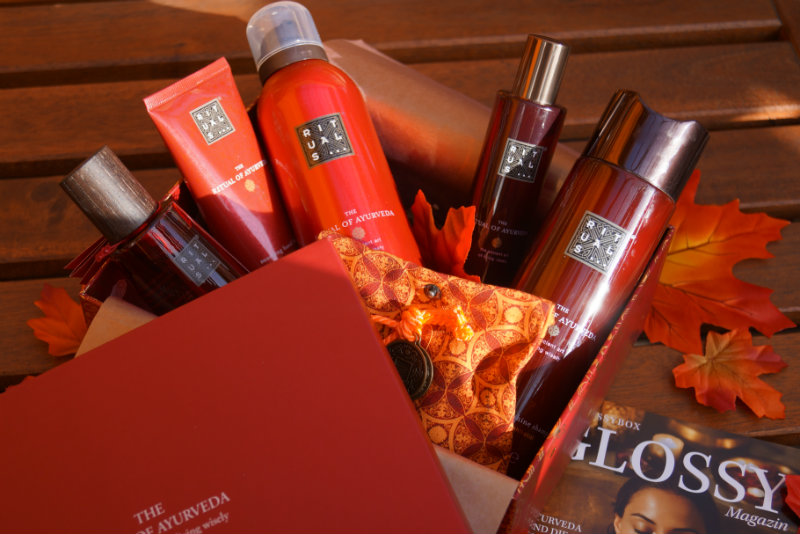 Glossybox 'The Ritual of Ayurveda' Special Edition