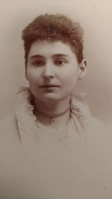 Laura Dixon - Seattle, Washington  1890's