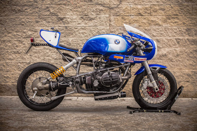 "BMW R100 R ""Don Luis"" by XTR Pepo"