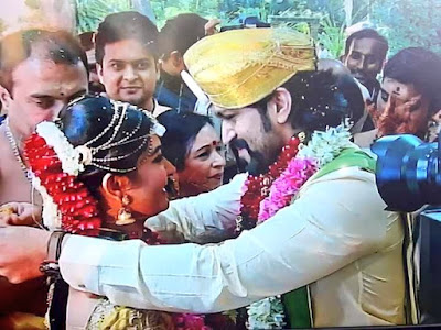 Radhika Pandit wedding