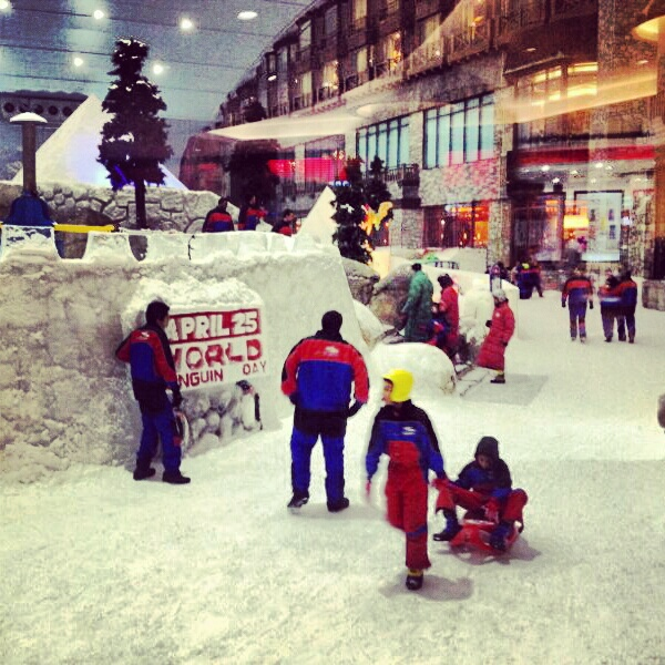 Snow Mall Dubai