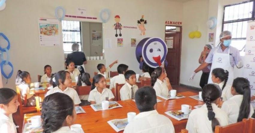 En Tumbes, gobiernos locales fortalecen eficiencia del servicio alimentario escolar de Midis - Qali Warma - www.qaliwarma.gob.pe