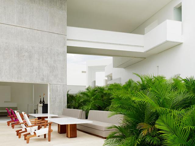 Hotel Encanto  Miguel ngel Aragons  Blog Arquitectura