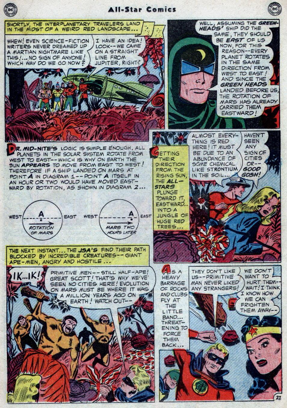 Read online All-Star Comics comic -  Issue #55 - 27