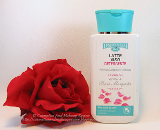 I Provenzali - Latte viso biologico detergente