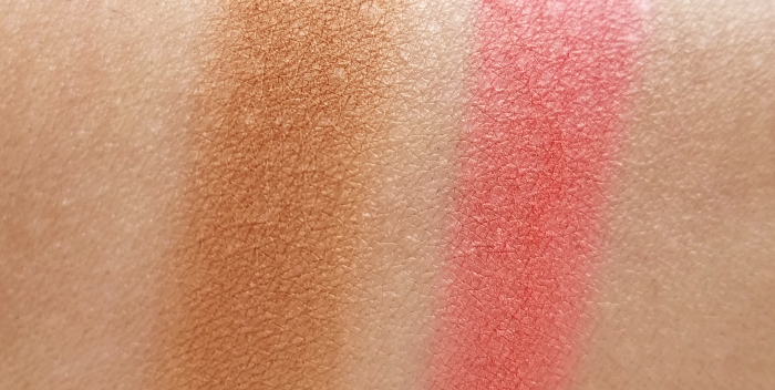 Swatches: Sothys Paris - Bräunungspuder / Bronzer Blush 30 Escapade Soleil - Les Jardins Sothys Spring Summer 2018 Makeup Collection