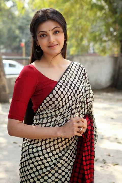 South Indian actress Kajal Agarwal Photos