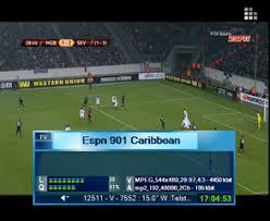 ESPN Caribbean (Caribbean 901) // (Syndication 902) - Frequency + Code