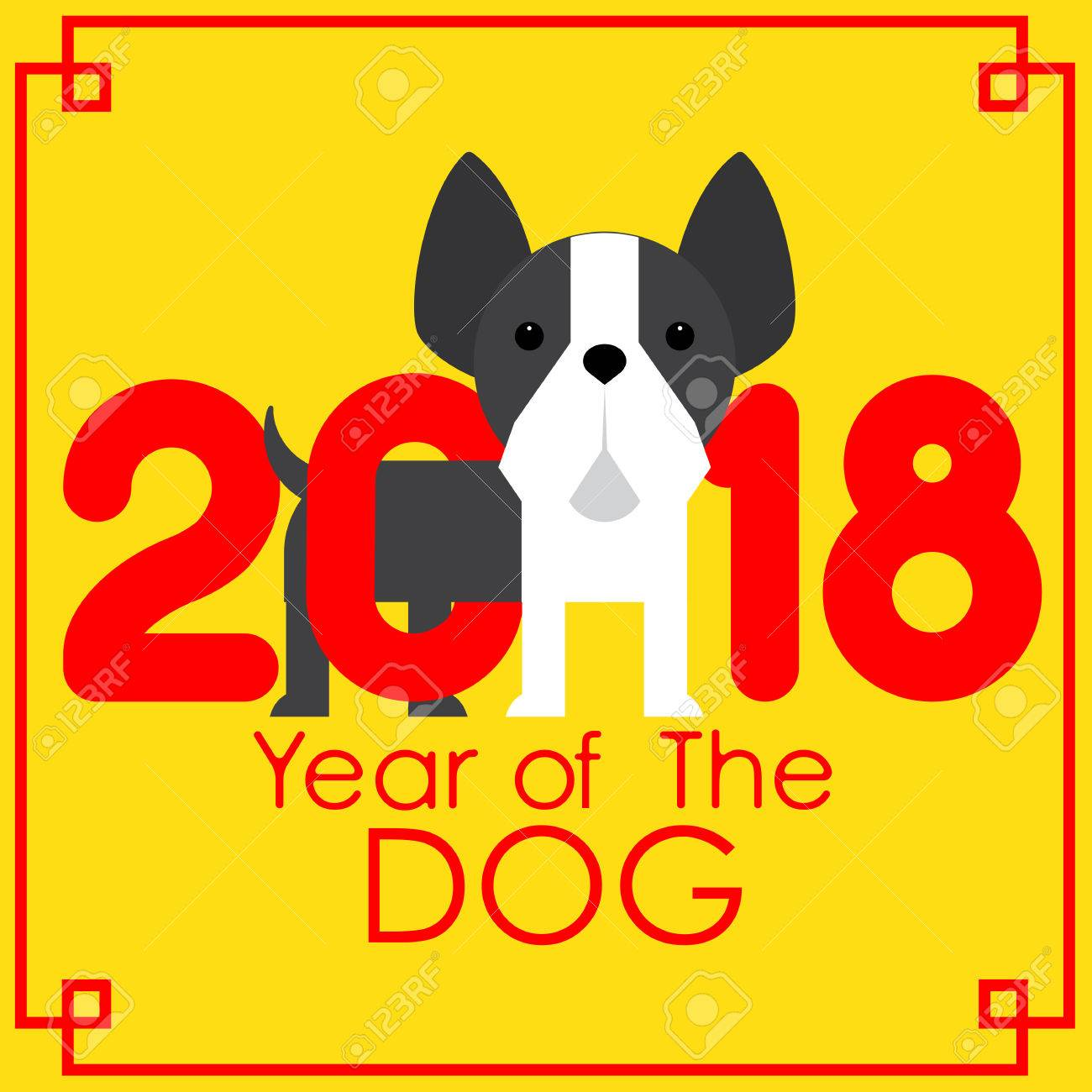 David Victor Vector  Year of the Dog  Business Impact 3ae0f9bb3ff15