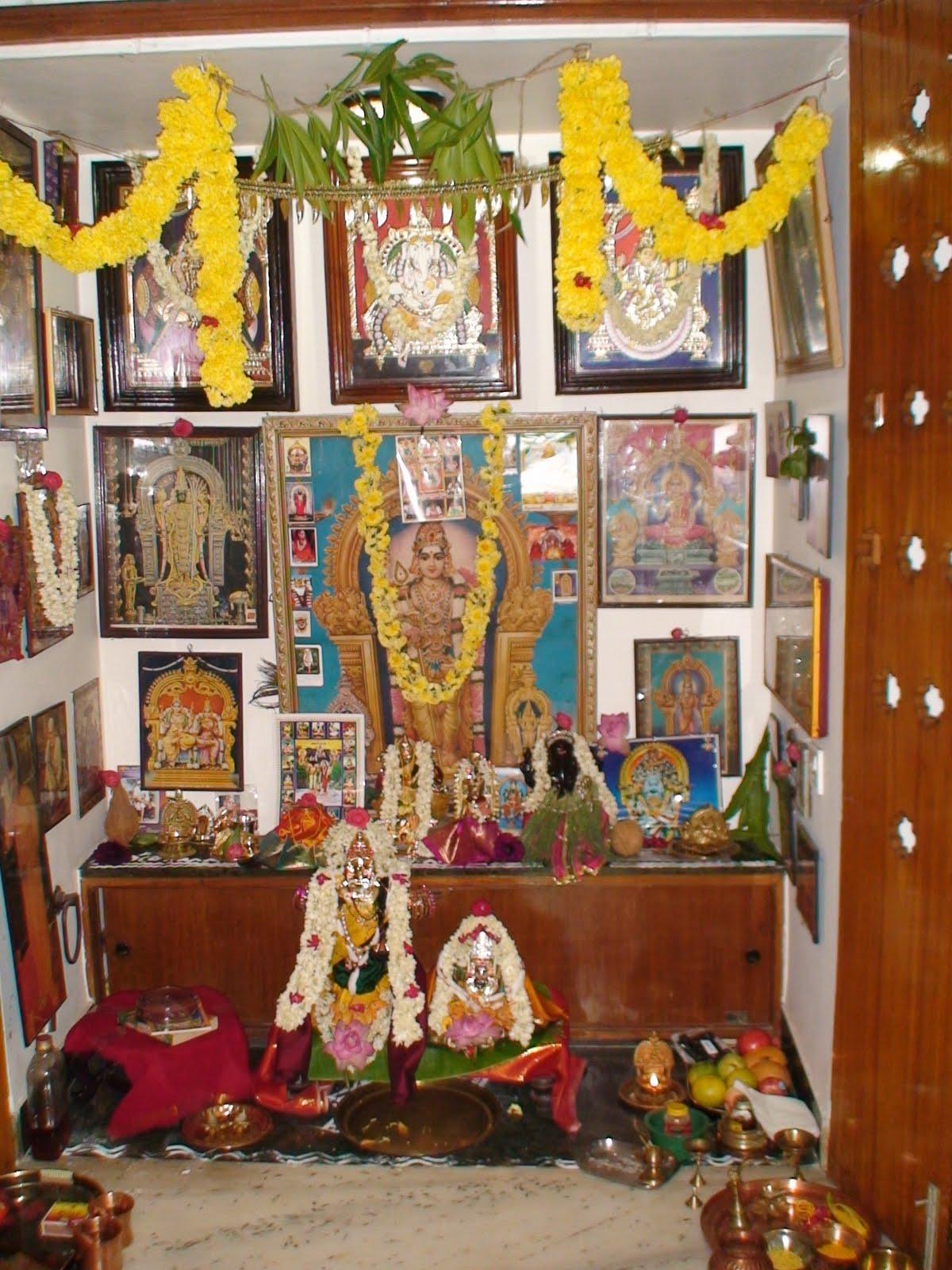 Hindu Prayer Room Design Ideas: Legacy Of Wisdom: Why Do We Have A Prayer Room?