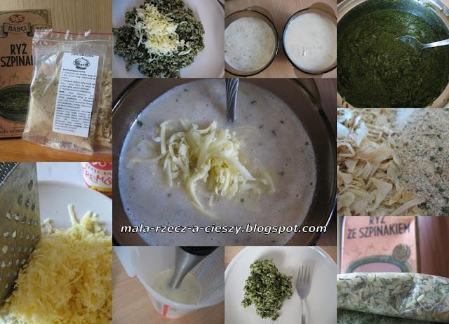Zupa cebulowa Babci Zosi - testowanie nowego dania firmy SYS
