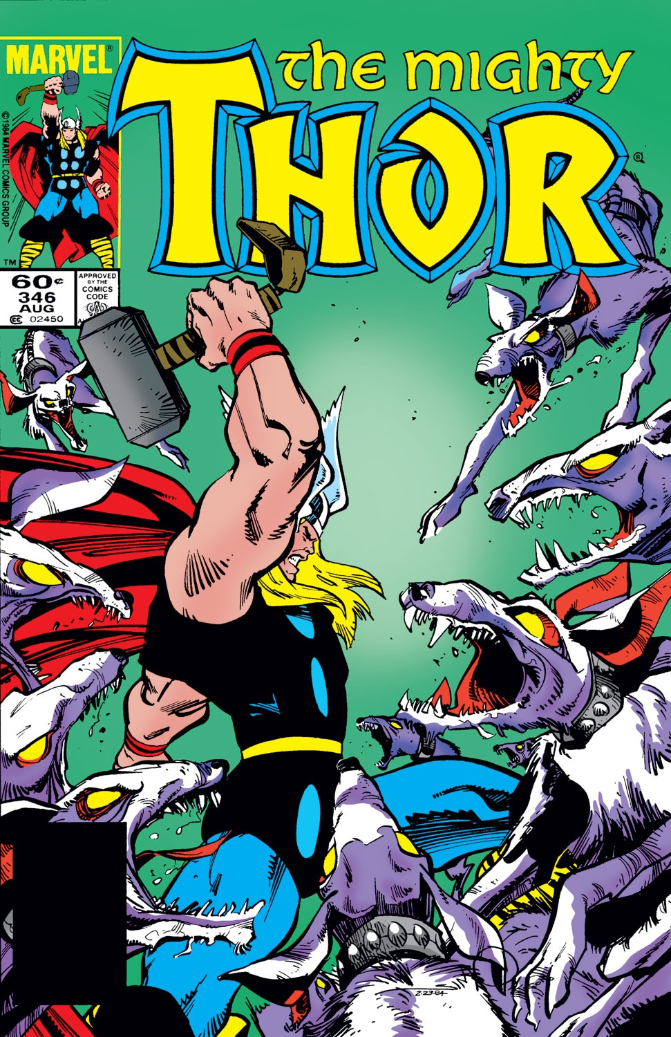 Thor (1966) 346 Page 1