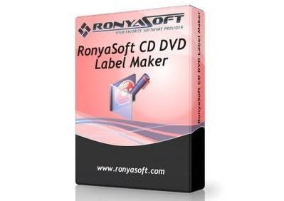 RonyaSoft CD DVD Label Maker (Windows Software)