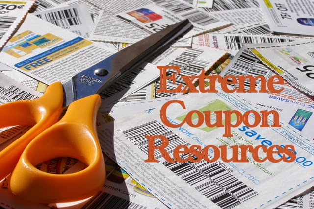 Resources for Extreme Couponing SAHMs