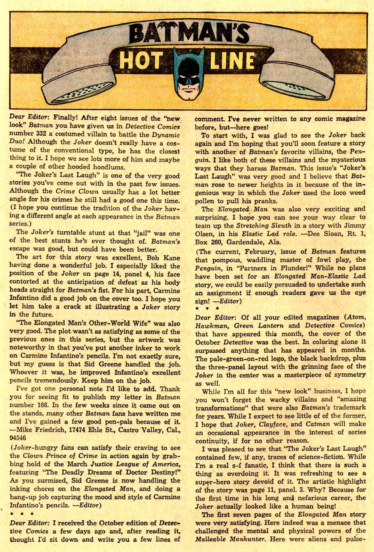 Detective Comics (1937) 336 Page 20