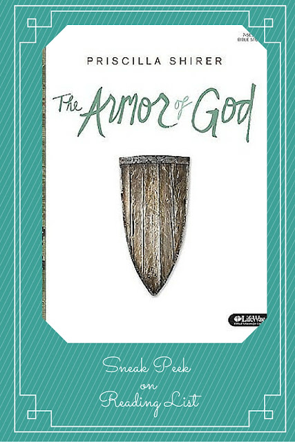 The Armor of God by Priscilla Shirer  a Sneak Peek on Reading List