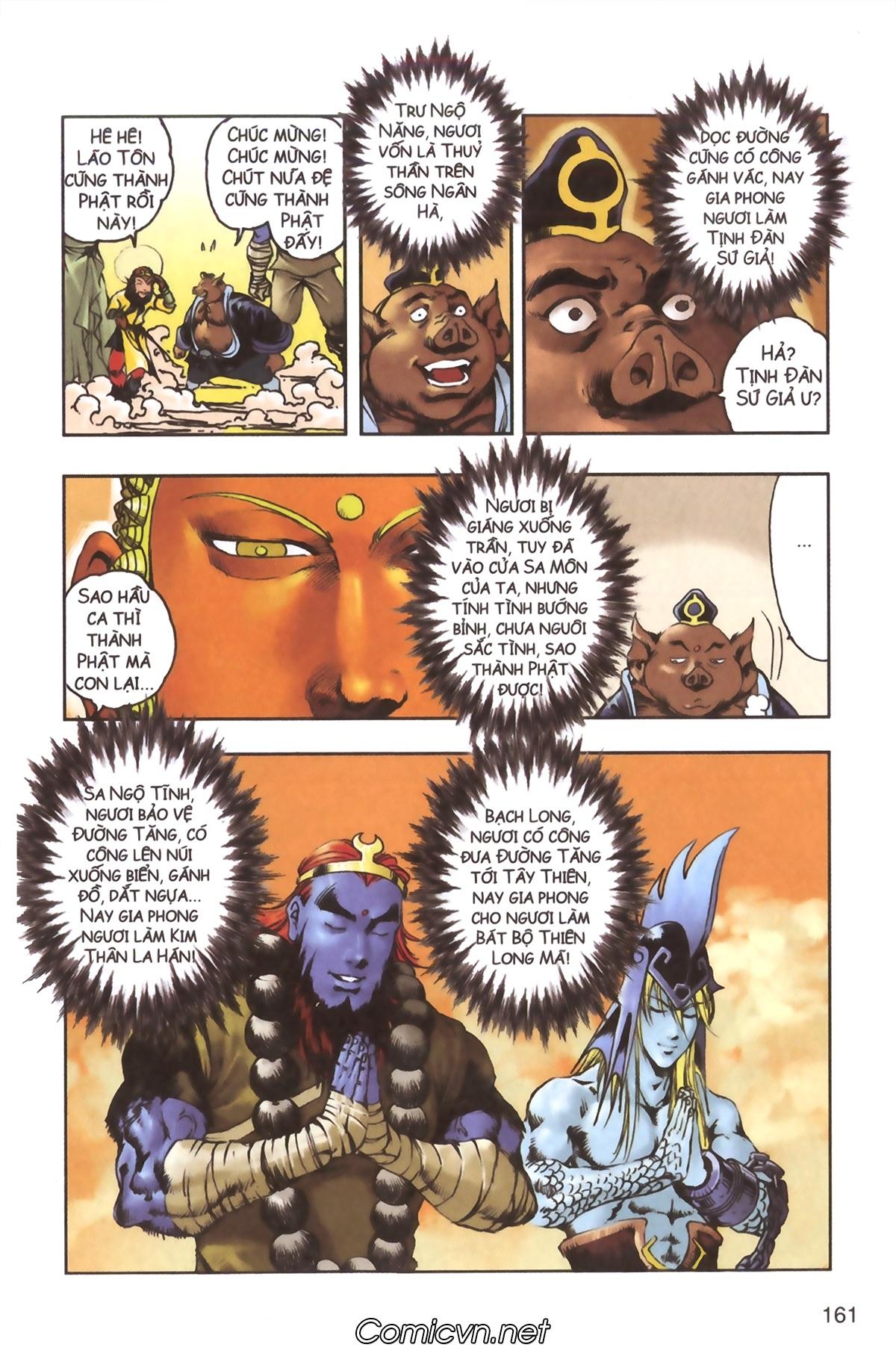 Tây Du Ký màu - Chapter 134 - Pic 37
